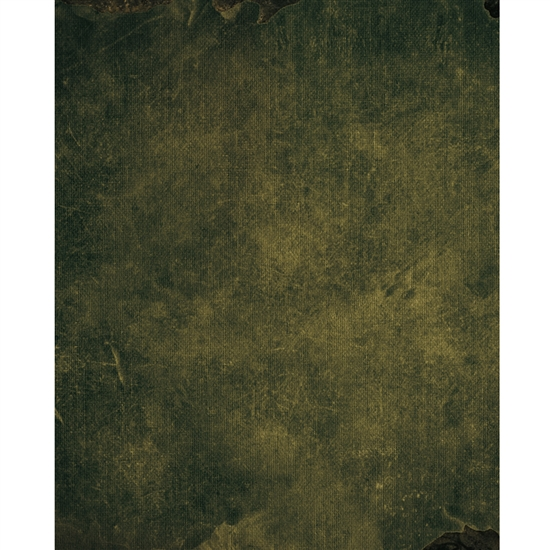 Olive Green Mottled Printed Backdrop