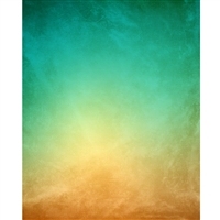 Mottled Sunset Printed Backdrop