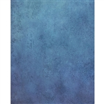 Dark Blue Grunge Texture Printed Backdrop