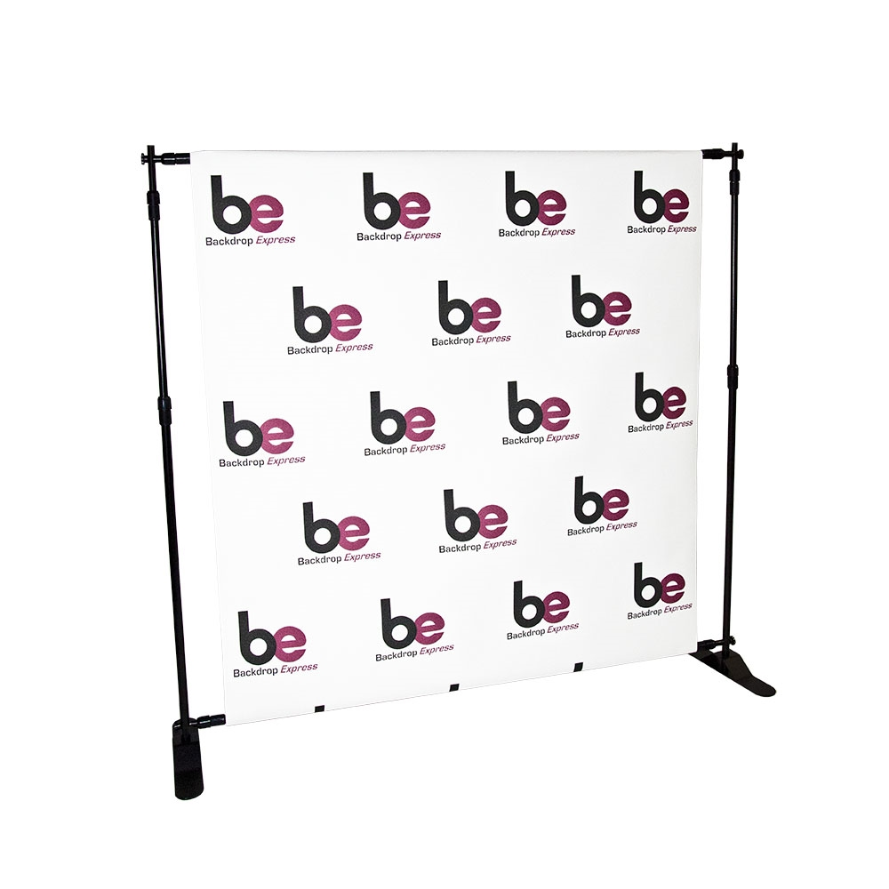 how to make a backdrop stand with pvc