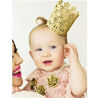 Mini Imperial Lace Crown