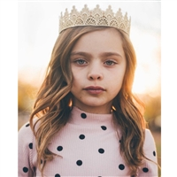 Princess Lace Crown