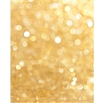 Liquid Gold Bokeh Printed Backdrop
