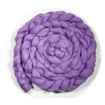 10ft Violet Wool Braid