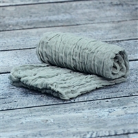 Highrise Gray Cheesecloth