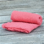 Geranium Pink Cheesecloth