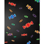 Candy Chalkboard Printed Backdrop