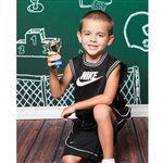 Sports Chalkboard Printed Backdrop