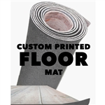 Custom Printed Floordrop