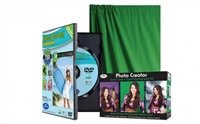 Green Screen Photo Creator Kit