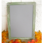 Fall Shabby Chalkboard Photo Prop