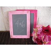 Shabby Chic Chalkboard Photo Prop