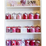 Sweet Shoppe Printed Backdrop