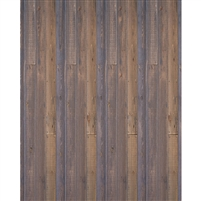 Blue and Brown Planks Floordrop