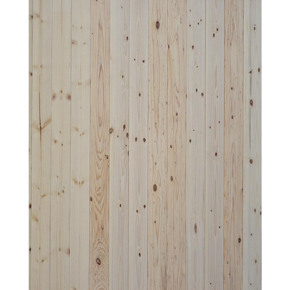 Knotty Pine Planks Backdrop Express