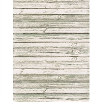 Skinny Wood Floordrop Printed Backdrop