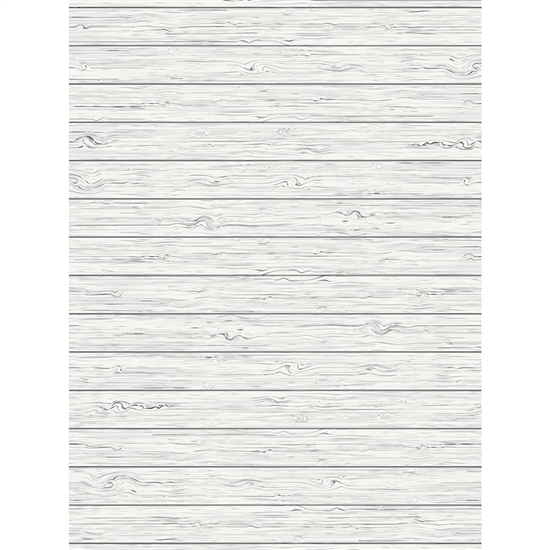 Tinted White Wood Floordrop Printed Backdrop