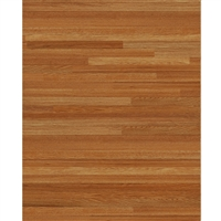 Rum Oak Floor Mat - 4ft (w) x 5ft (h)
