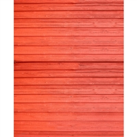 Red Barn Wall Printed Backdrop