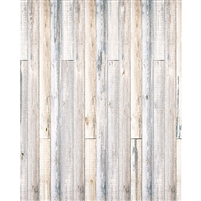 Bleached Planks - Floor Mat - 5ft x 7ft