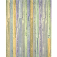 Light Pastel Planks Floordrop