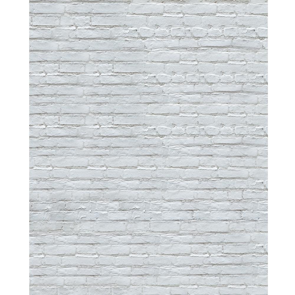 White Brick Floordrop | Backdrop Express