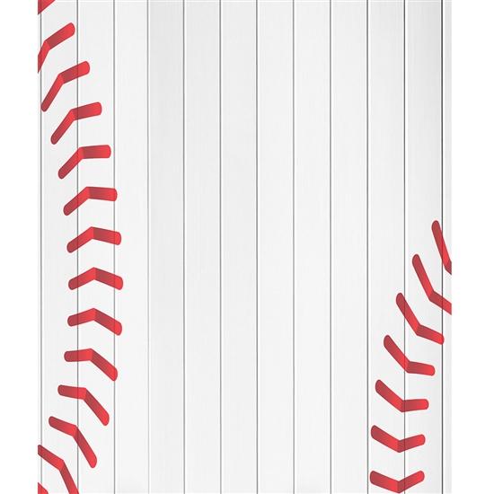 Baseball Planks Backdrop Express