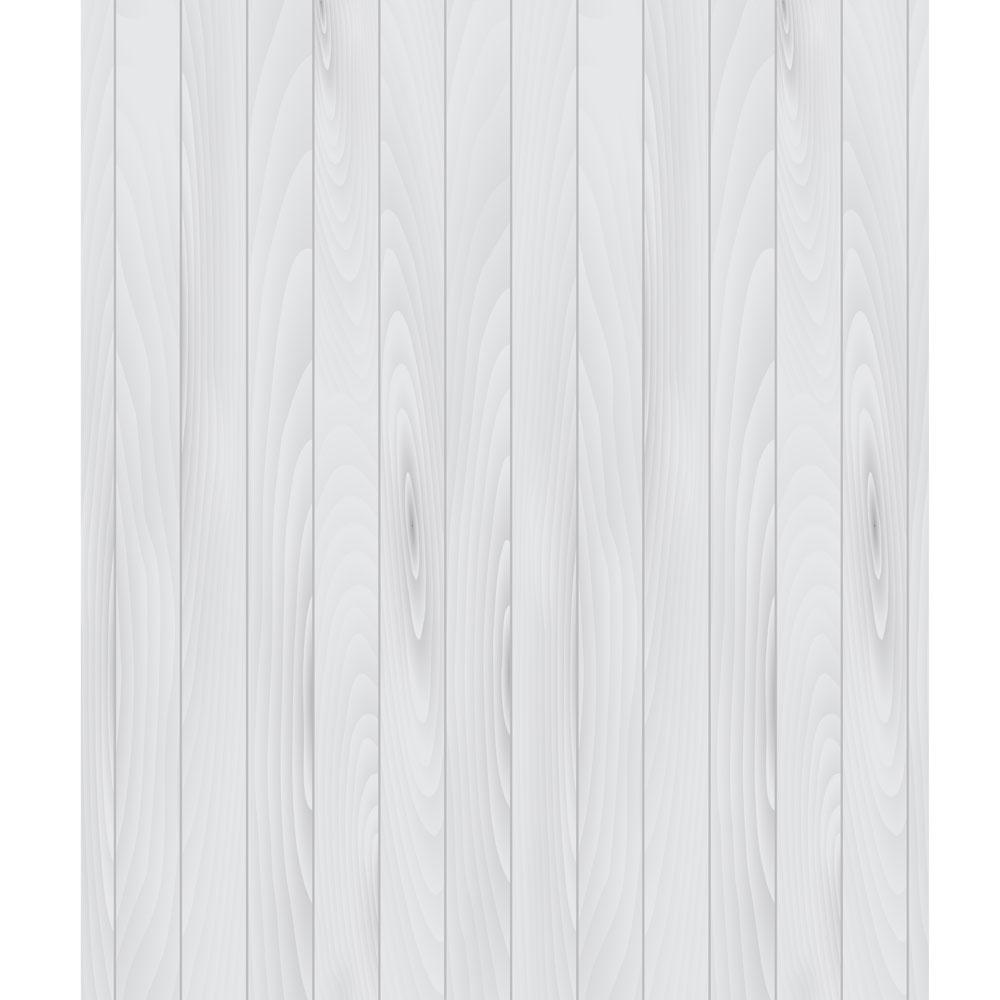 White Woodgrain Planks Backdrop Express