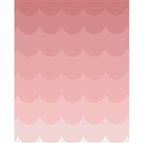 Blush Ombre Printed Backdrop