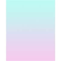 Candyland Ombre Printed Backdrop