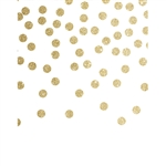 Gold Glitter Sprinkles Backdrop