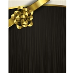 Gift Wrapped Grad Printed Backdrop