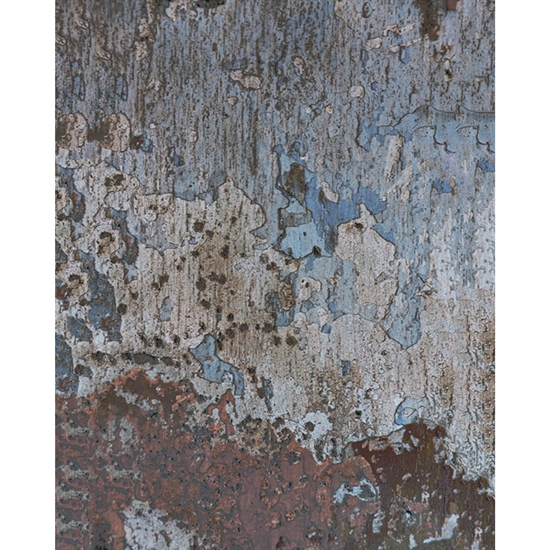Corroded Wall Printed Backdrop