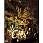 Tunnel Graffiti Printed Backdrop