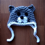 Little Kitty Knit Hat