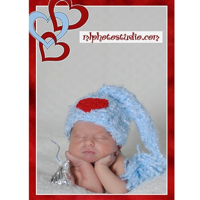 Valentine Elf Hat