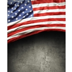 American Grit Printed Backdrop