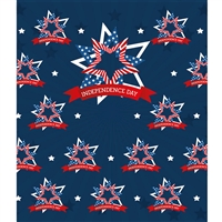 Independence Day Printed Backdrop