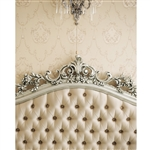 Vintage Headboard Printed Backdrop
