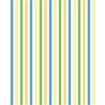 Pastel Stripes Printed Backdrop