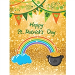 Pot of Gold Printed Backdrop