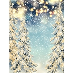 Christmas Dreams Printed Backdrop