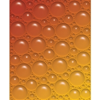 Bubbles Printed Backdrop 002