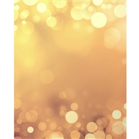 Honey Bokeh Backdrop - Poly Paper - 5ft (w) x 9ft (h)