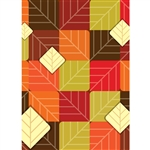 Autumn Quilt Printed Backdrop