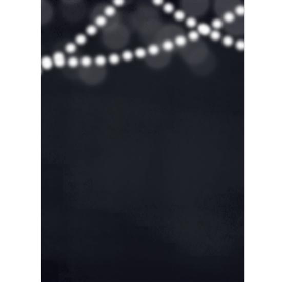 Bokeh String Lights Printed Backdrop Backdrop Express