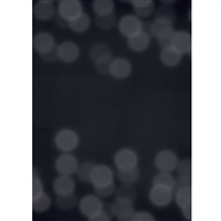 Gray Chalk Bokeh Printed Backdrop - Poly Paper - 4ft (w) x 5ft (h)