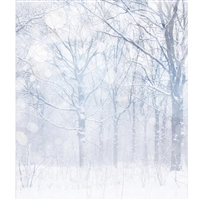 Winter Grove Printed Backdrop
