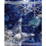 Christmas Ornaments Printed Backdrop 042