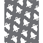 Floating Ghosts Printed Backdrop